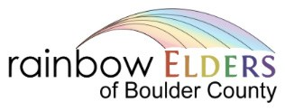Rainbow Elders of Boulder County logo