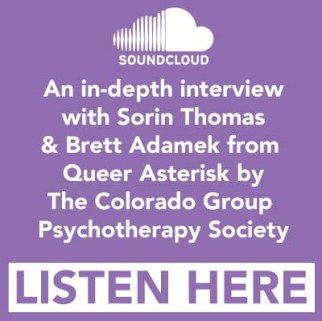 Interview with Sorin Thomas and Brett Adamek from Queer Asterisk on Soundcloud